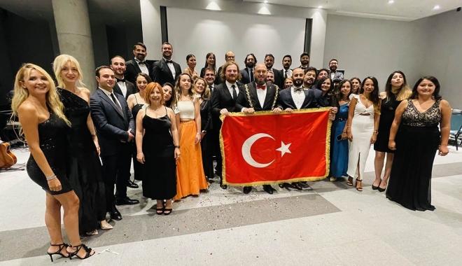 Genç Türk Girişimciler Balkanları Fethetti