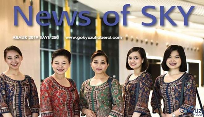 Gökyüzü Haberci Dergisi'nin ARALIK sayısı çıktı!