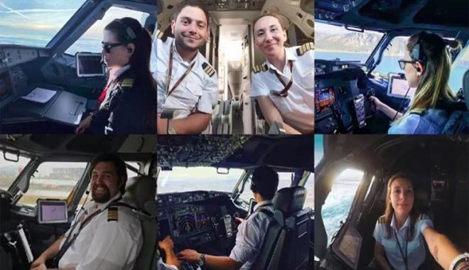 Gökyüzünün kahramanlarının günü kutlu olsun!video