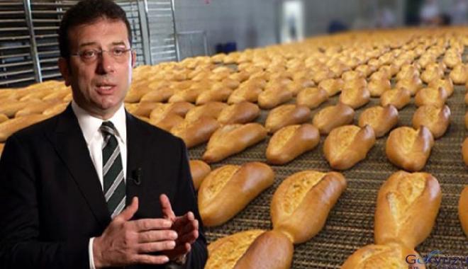 Halk Ekmek 75 kuruştan 1 TL'ye yükseldi.