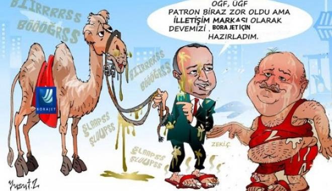Hamdi Topçu, Borajet'e danışman oldu