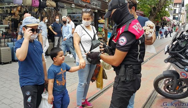 Hangi illerde maskesiz sokağa çıkmak yasak?