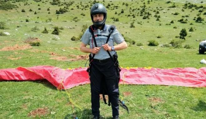 Hasan Dağı yamaç paraşütüne açılıyor