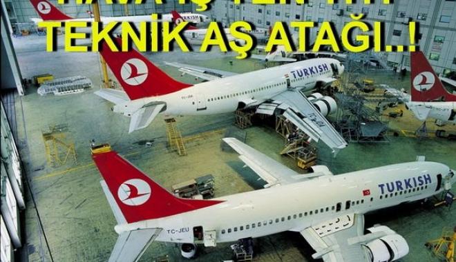 Hava-İş Teknik AŞ'deki Mobing Baskısına Karşı Dava Açıyor