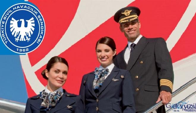 Hava-İş'ten THY uçuş ekibi fazla mesai açıklaması