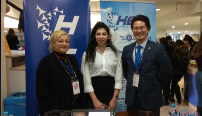 Havacılık Eğitim Merkezi (HEM)  Öğrencilerle Buluştu