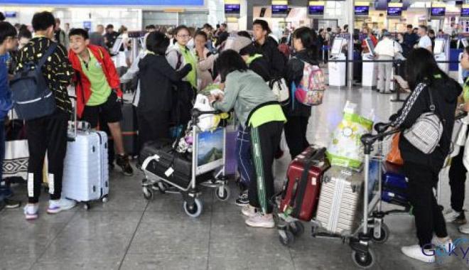 Havalimanı'nda sistem arızası, 100 uçuş iptal!