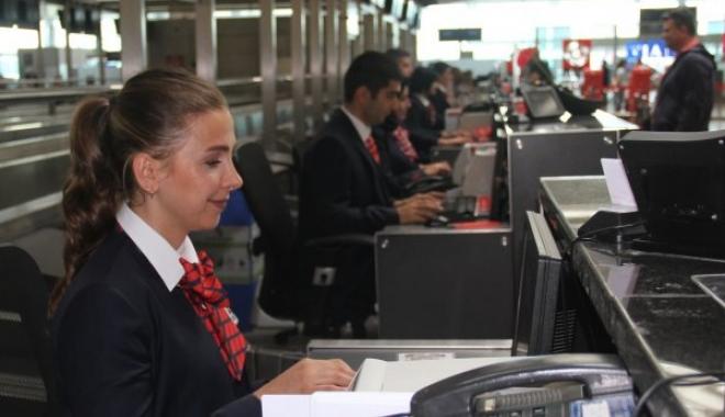 Havalimanı'ndaki Ekipler Bayram Yoğunluğuna Hazır