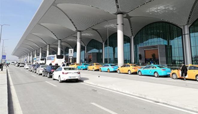 Havalimanı taksileri için İBB, İGA ve kooperatif görüştü