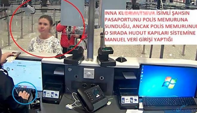 Havalimanların'da  3 polis tutuklandı
