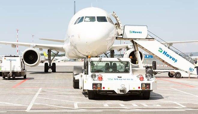 Havaş Getjet Havayolları'na hizmet sunacak!