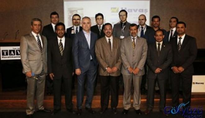 Havaş, Medine'ye uçuş yapan havayollarını İstanbul'da ağırladı