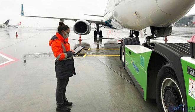 Havaş, saha operasyonlarını dijitale taşıyor