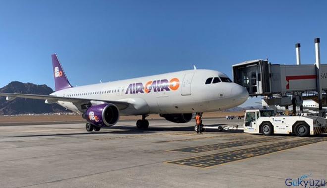Havaş,Air Cairo Havayolları'nı portföyüne ekledi.