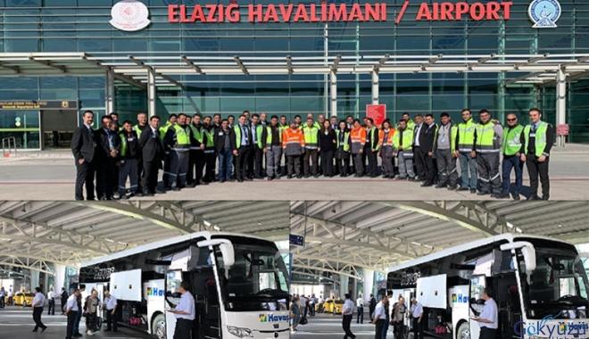 Havaş,Elazığ ve Malatya otobüs seferlerimiz ücretsiz!