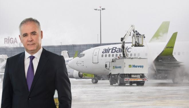 AirBaltic Avrupa'nın en dakik havayolu seçildi!