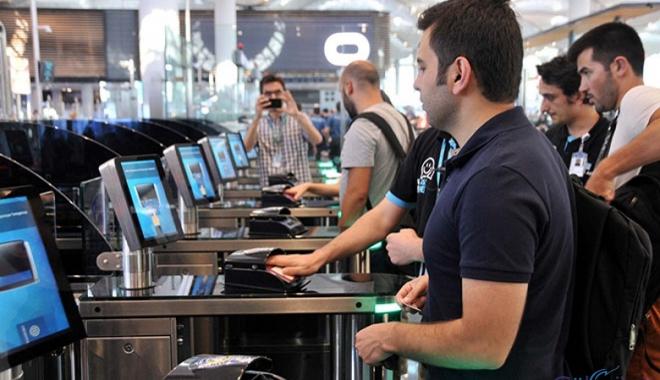 Hızlı Pasaport Geçiş Sistemi