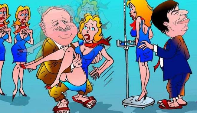 Hostes Adaylarından Hamilelik Testi İstendi