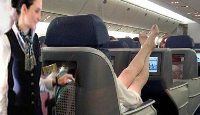 Hostesleri 'Gıcık' yolcular çileden çıkarıyor!