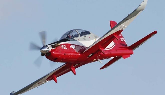 HÜRKUŞ temel eğitim uçağı