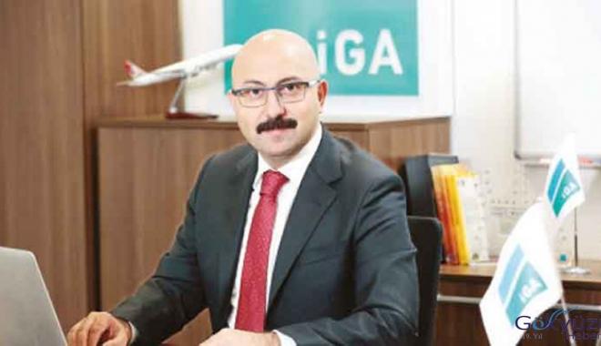 Hüseyin Keskin DHMİ'nin yeni genel müdürü!