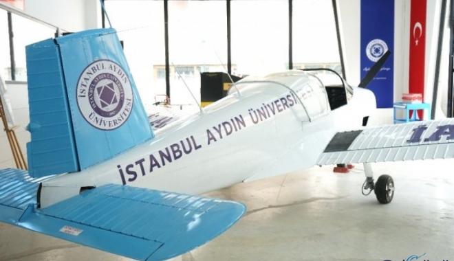 İAÜ Uçak Teknolojisi Programı 'Tanınan Okul' Statüsüne Alındı