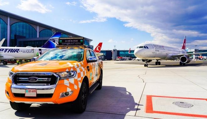 # İGA Istanbul Airport Yolcularımızın dikkatine!