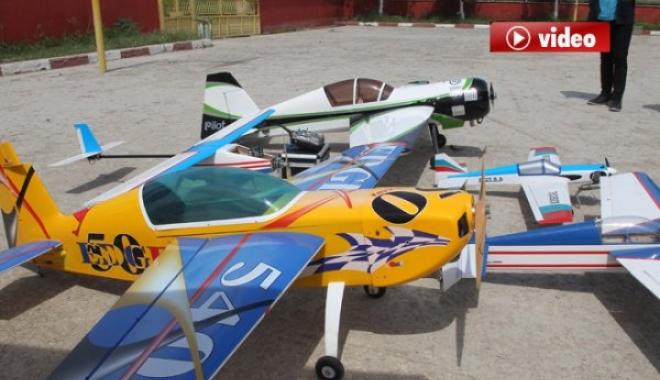 Tekirdağ'ın Model Uçakları