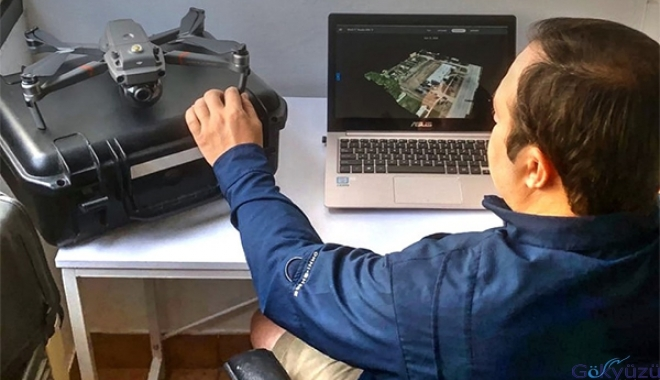 İnşaat Sektöründe Dronların Önemi