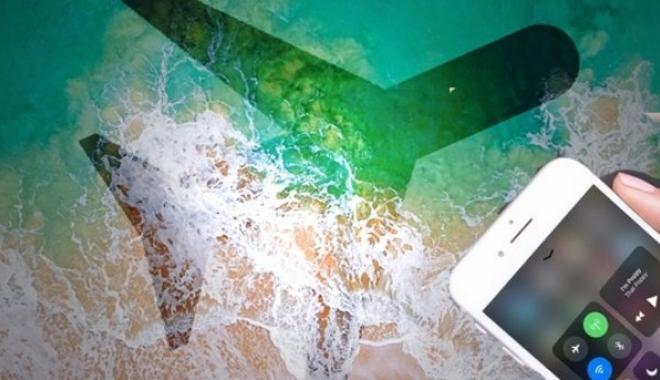 iOS 11'in Uçak Modu Şaşırttı!