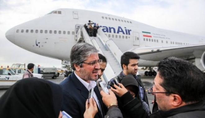 İran Airbus Jetini satın alıyor.