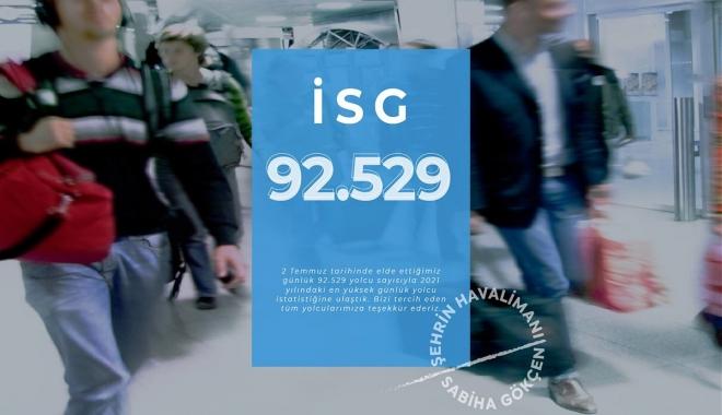 İSG  Bizi tercih eden tüm yolcularımıza teşekkür ederiz