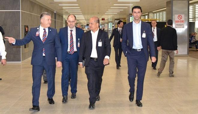 İSG Malezyalı yatırım fonunun üst yöneticilerini ağırladı!