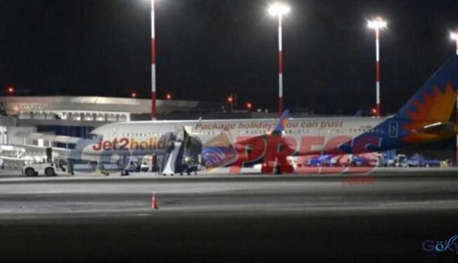 İstanbul'dan kalkan uçak Yunanistan'a acil iniş yaptı