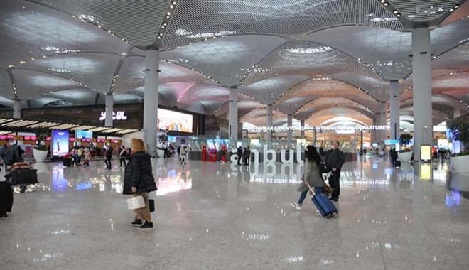 İstanbul Havalimanı, en yoğun gününü yaşadı