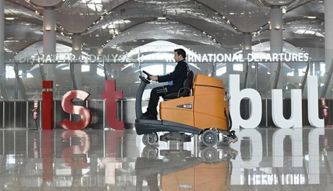 İstanbul Havalimanı'na personel aranıyor