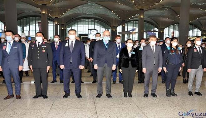 İstanbul Havalimanı'nda 09.05(video)