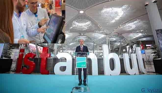 İstanbul Havalimanı'nda 1 saat ücretsiz internet!