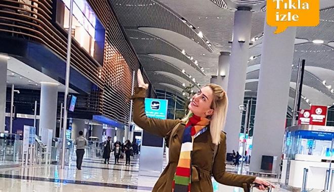 İstanbul havalimanı'nda 4 saatlik odalar!