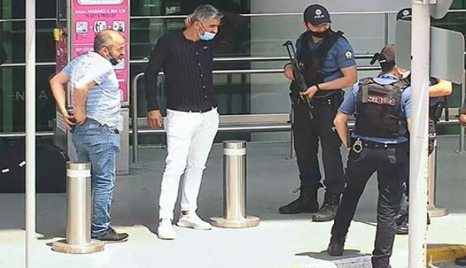 İstanbul Havalimanı'nda hırsızlık 15 saniye#video