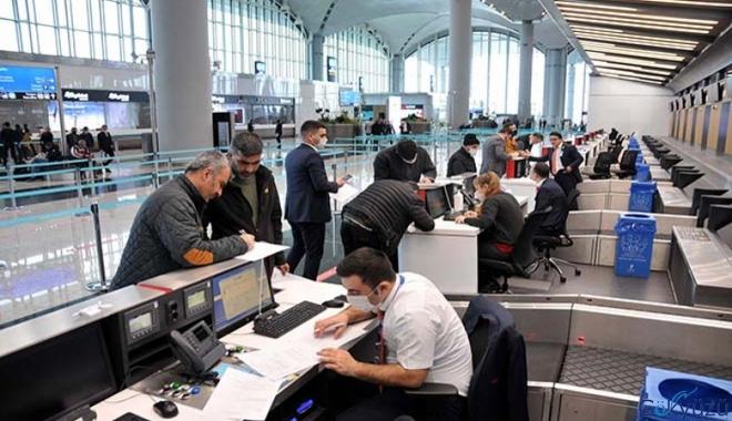 video İstanbul Havalimanı'nda İç hat uçuşları başladı!