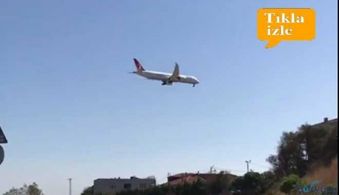 video İstanbul Havalimanı'nda Lodos esiyor!