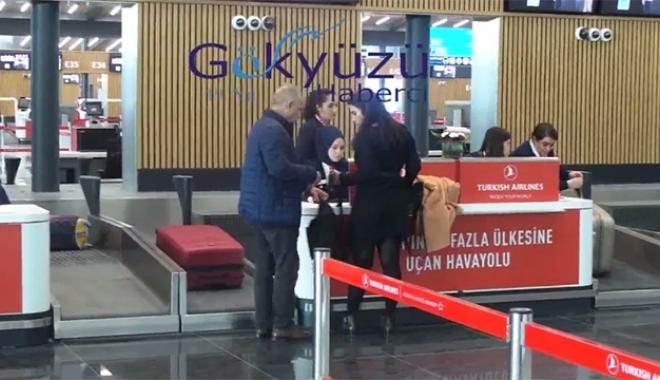 İstanbul Havalimanı'ndan 7 bini aşkın kişi uçtu!