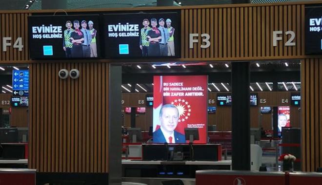 İstanbul  havalimanı'ndan istihdama katkı