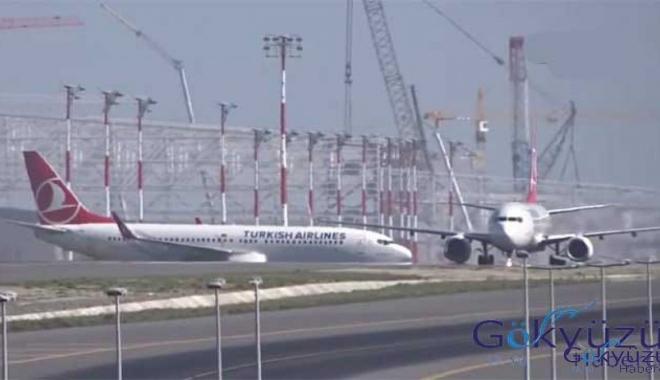 İstanbul Havalimani'ndan İzmir 5 buçuk saat!