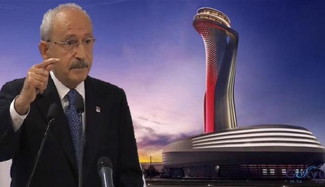 İstanbul Havalimanı'nın maliyeti 'ticari sır' mı?