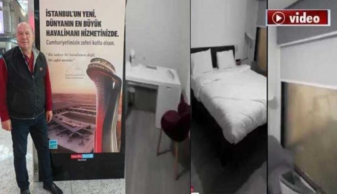 İstanbul Havalimanı Oteli 31 Aralık'ta açılıyor!