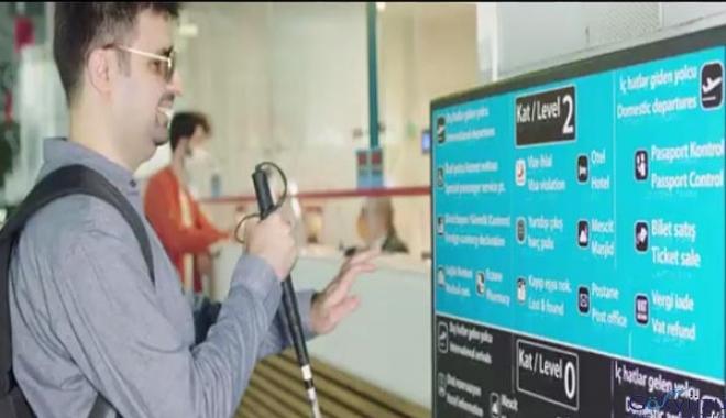 İstanbul Havalimanı Sesli Adımlar(video)