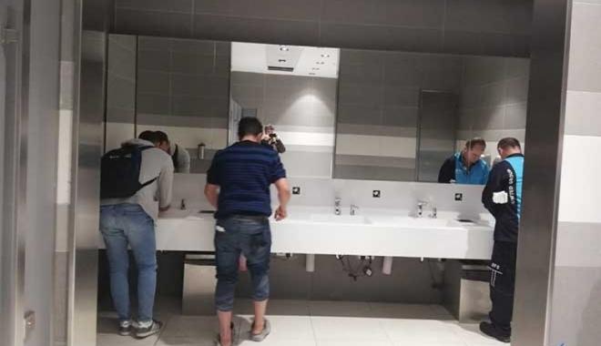 İstanbul Havalimanı tuvaletleri pis kokuyor!