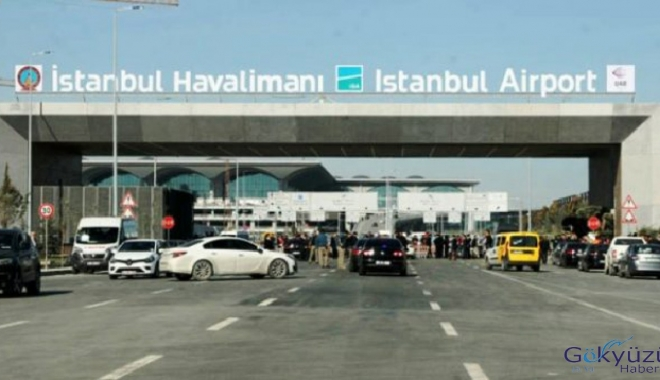 İstanbul Havalimanı yolu F1 Pistine döndü!